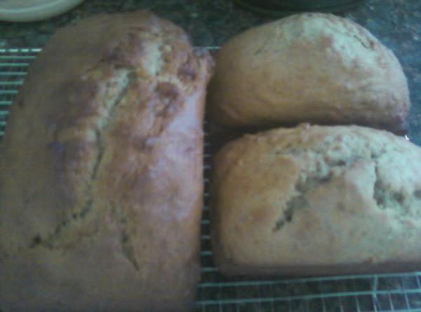 Gramma's Banana Bread Recipe