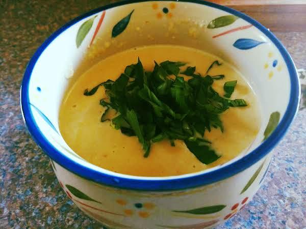Thai Style Corn Chowder In Instant Pot Recipe