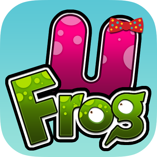 休閒App|FrogU - Frog Battle Games ! LOGO-3C達人阿輝的APP