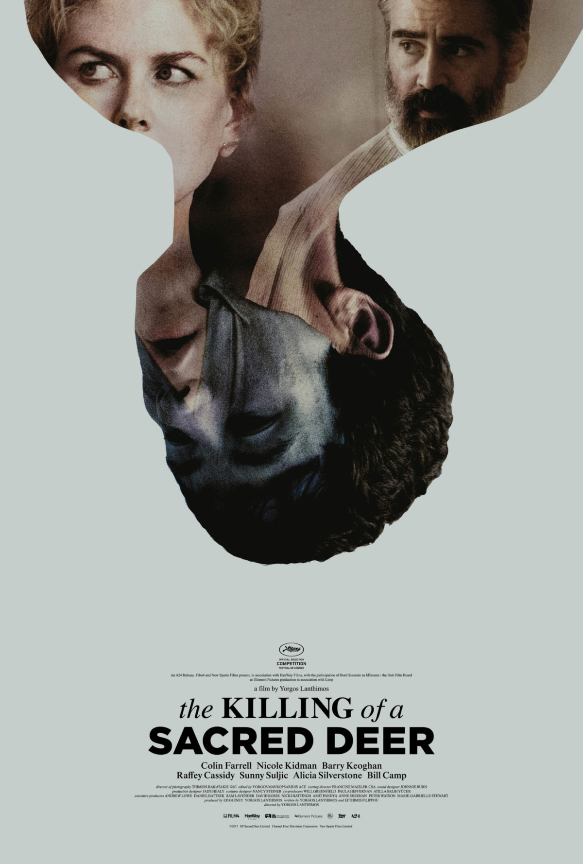 The Killing of a Sacred Deer official site