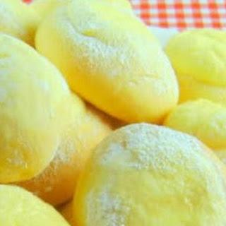Lemon Lover's Cheese Buns.