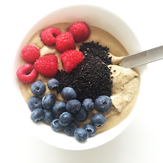 Breakfast Smoothie Bowl Recipe