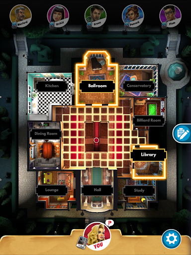 Clue Spel för Android screenshot