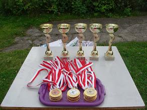 Photo: ...i rozdział medali...