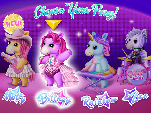 Pony Sisters Pop Music Band - Play, Sing & Design screenshots 10