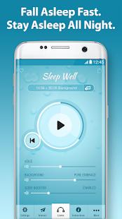 Sleep Well Pro - Insomnia & Sleeping Sounds - náhled