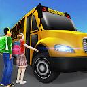 Super High School Bus Driving Simulator 3D - 2019 APK