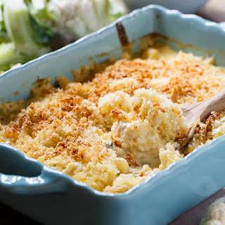 Creamed Cauliflower Recipes.