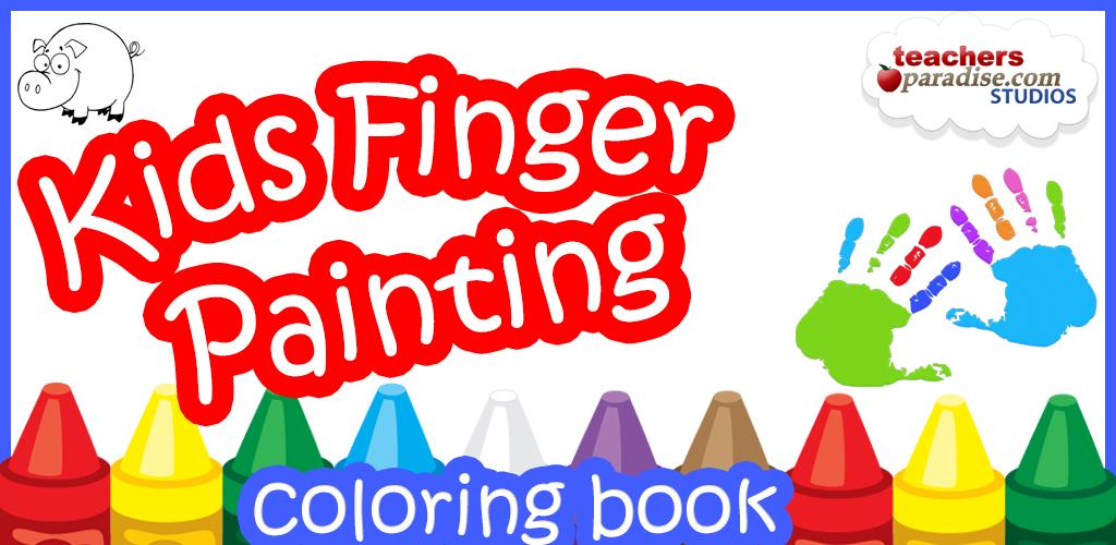 Kids Finger Painting Coloring 19 Apk Download