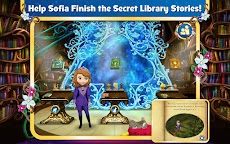 Sofia the First Secret Libraryのおすすめ画像1