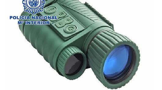 Imagen remitida por la Policía Nacional.