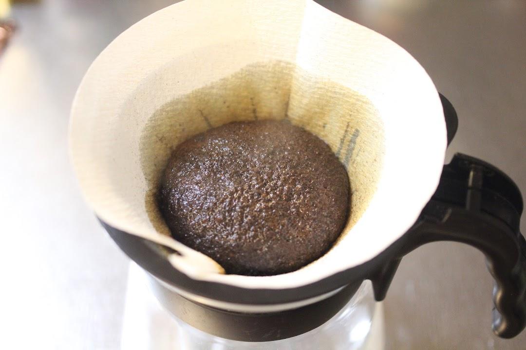 コーヒーのペーパーフィルターは酸素漂白に限る、って話