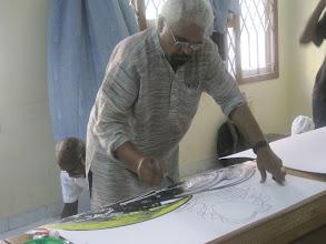 Photo: Artist Viswam