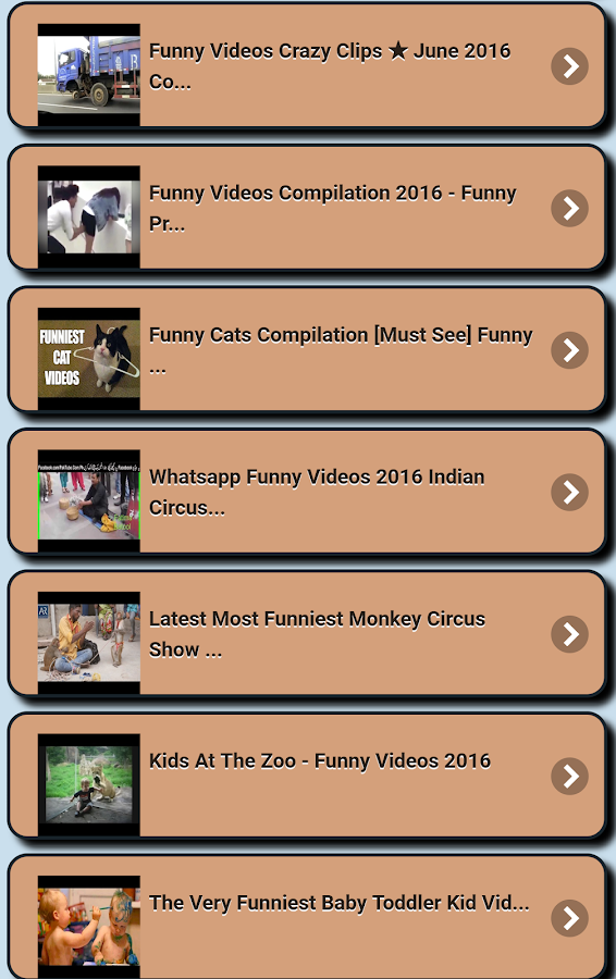 Free funny videos- screenshot
