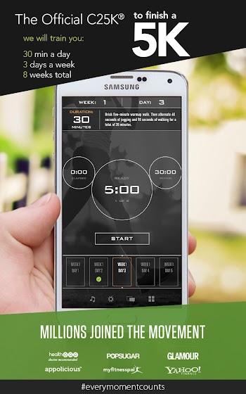 C25K® - 5K Running Trainer Pro- screenshot