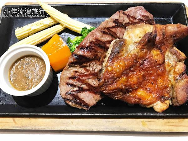 永和阿里小廚美式牛排餐廳,樂華夜市超人氣美食!