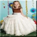 pequeños vestidos Rompecabezas icon