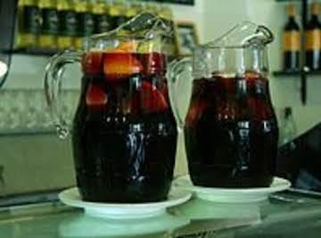 Kool-Apple Sangria