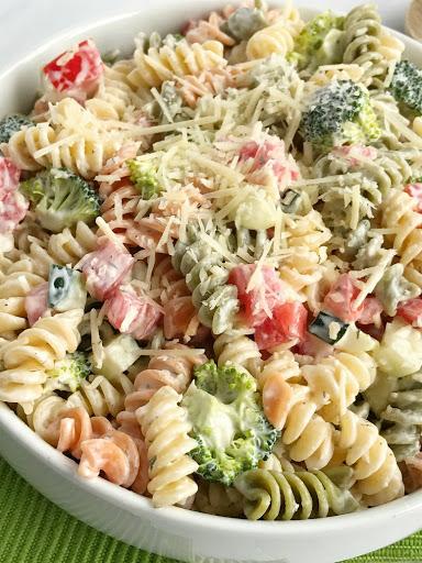 Ranch Pasta Salad