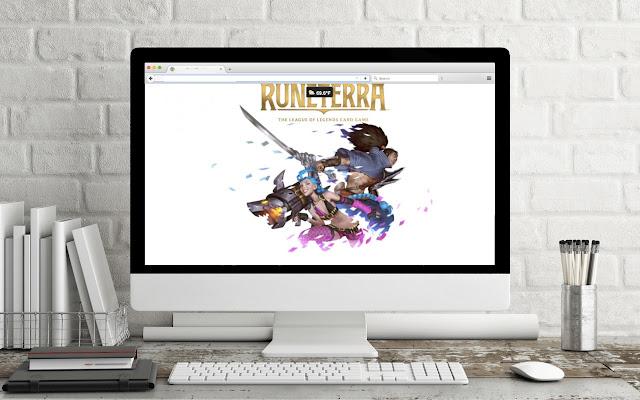 Game Theme: Legends of Runeterra