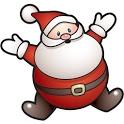 Boing Boing Santa icon