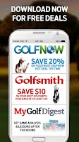 Screenshot of GolfLogix #1 Free Golf GPS App