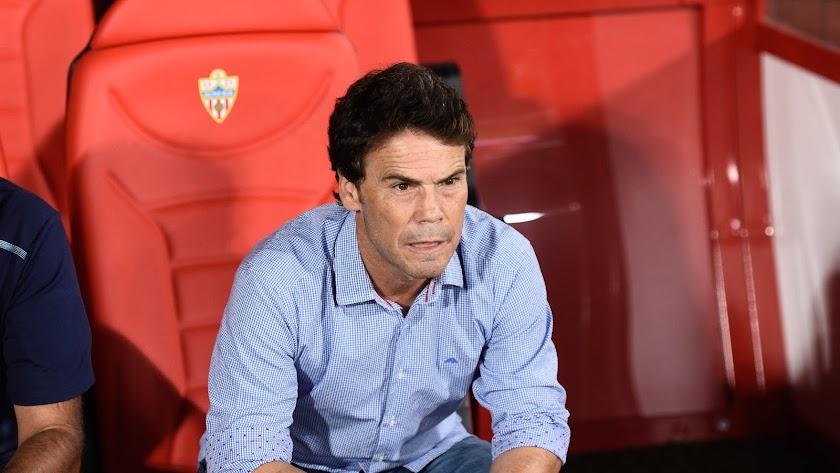 Rubi tiene una plantilla larga en la que Villar es el único que no ha debutado.