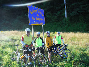Photo: 20130811 Day 54 Brattleboro to Manchester: Crossing into NH