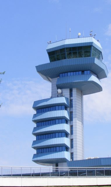 BUCHAREST INTERNATIONAL AIRPORT TOWER