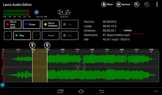 Lexis Audio Editor Mod Apk Latest [Unlocked] 6