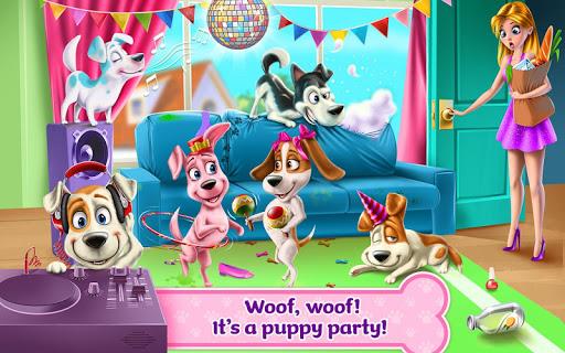 Puppy Life - Secret Pet Party screenshot 5