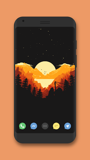 Minimo - Icon Pack  screenshots 1