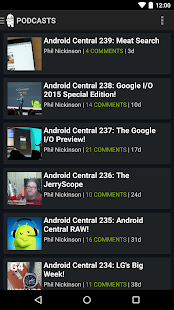 AC App for Android™ - screenshot thumbnail