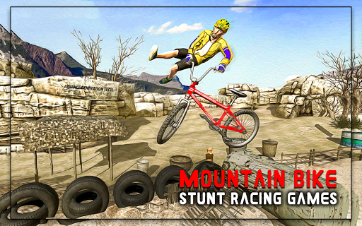 BMX Cycle Race screenshot 1