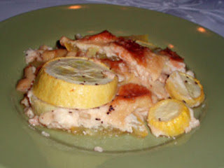 Yellow Squash Casserole Recipe