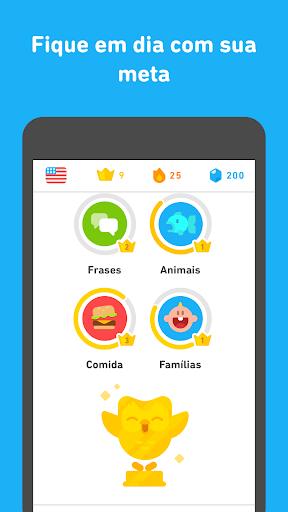 Duolingo: Inglês e Espanhol Screen Shot