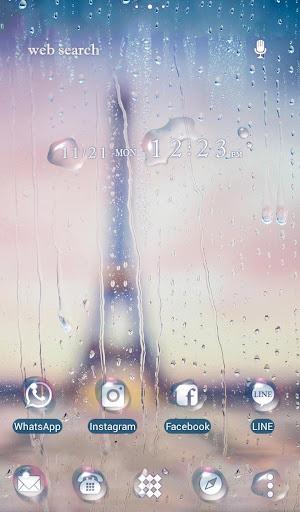 Paris wallpaper Rainy Theme 1.0.0 Windows u7528 1