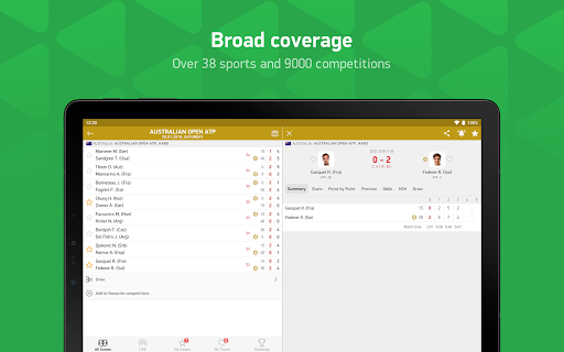 FlashScore Kenya 3.3.1 Screenshots 8