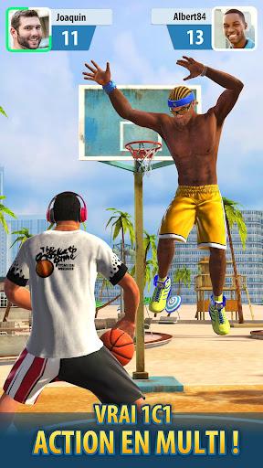 Basketball Stars astuce APK MOD capture d'écran 1