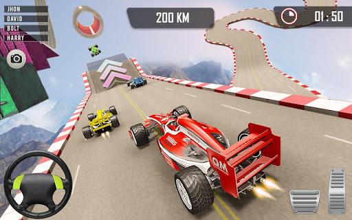 Formula Car Racing Stunts - Impossible Tracks 2019 1.0.11 screenshots 4