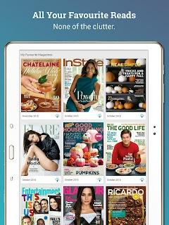 Texture - unlimited magazines screenshot 13