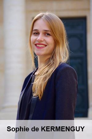 Découvrir le profil de Sophie de KERMENGUY