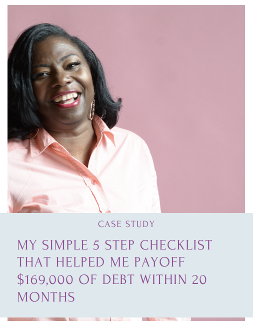 Click here to get the FREE Six Figure Debt Elimination Playbook