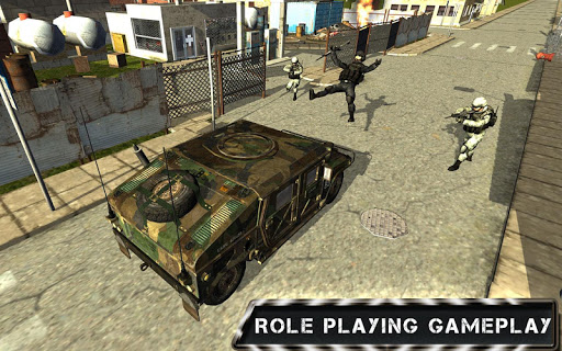Commando Sarah : Action Game for PC