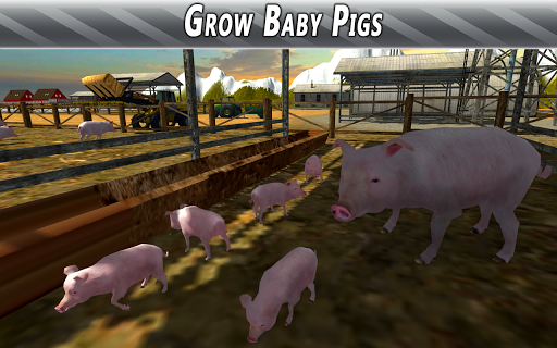 Euro Farm Simulator: Pigs 1.03 screenshots 3