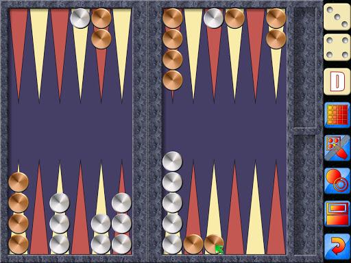 Backgammon, 2018 edition  screenshots 7