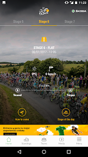 TOUR DE FRANCE 2017 by ŠKODA- screenshot thumbnail
