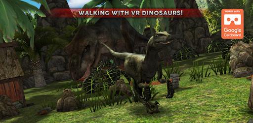 Jurassic VR - Google Cardboard Apk Download Free for PC, smart TV