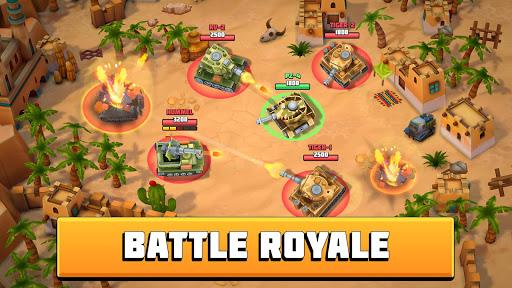Tanks Brawl screenshot 4
