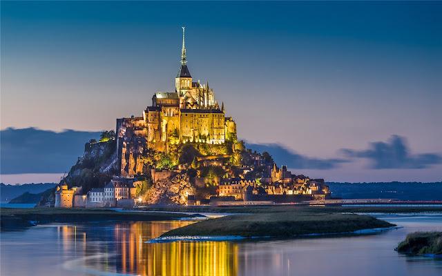 Mount St. Michel  Themes & New Tab
